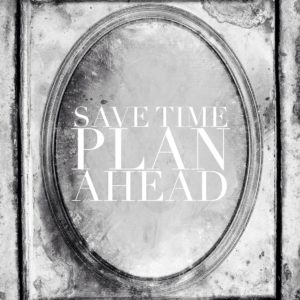 inspirational quote saying same time plan ahead